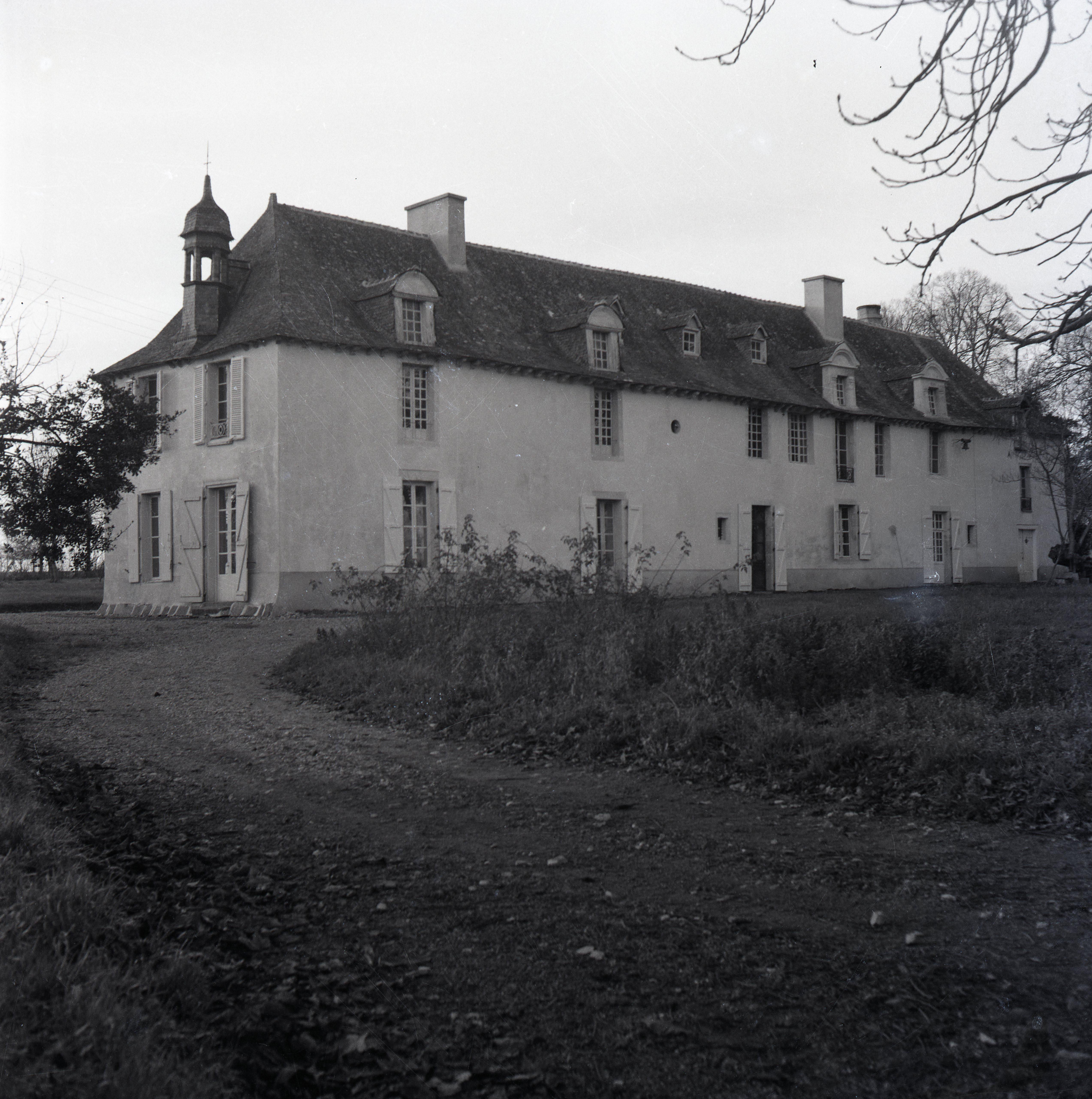 1963, Gîtes du château des Fontenelles, Rennes