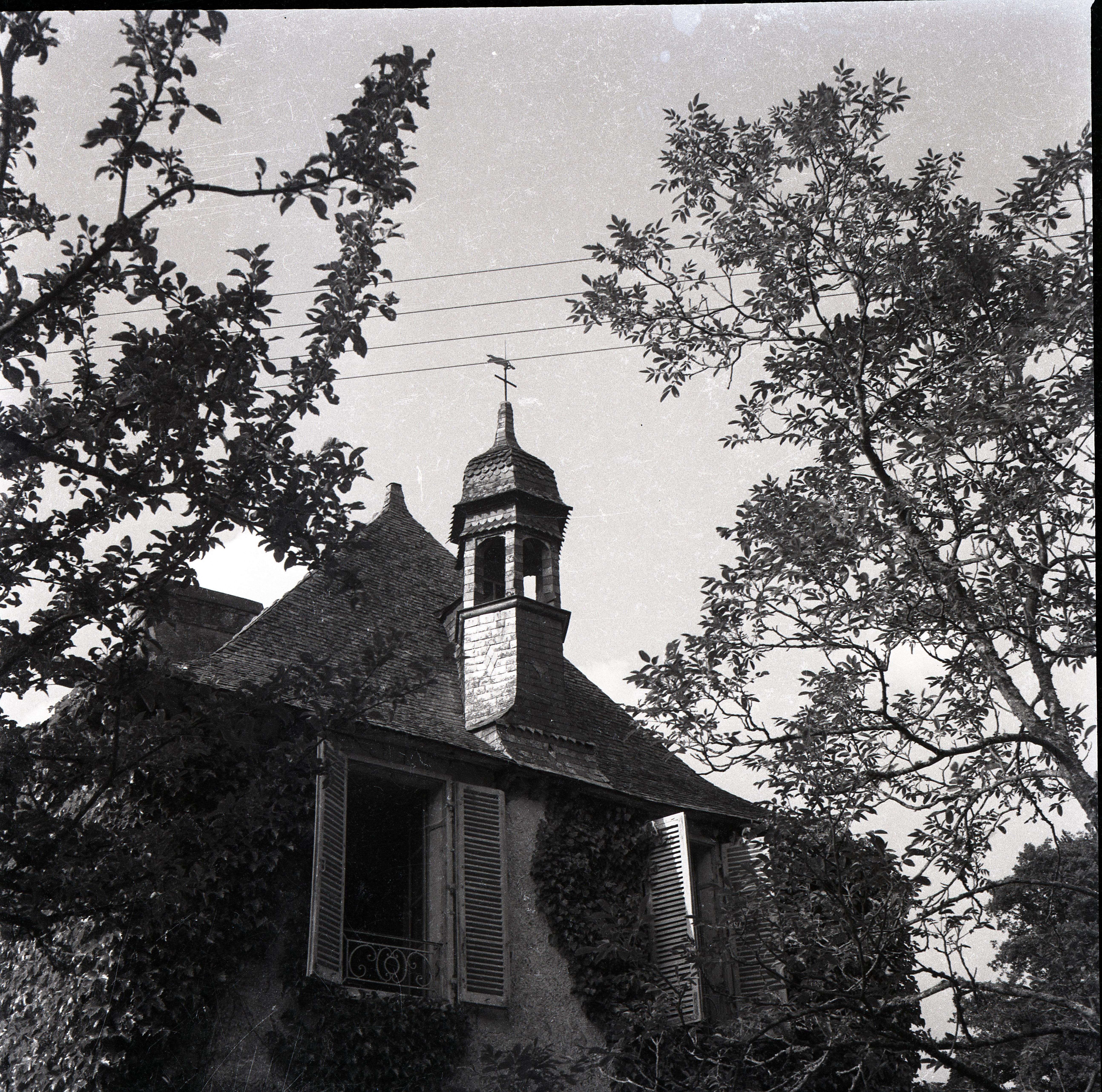 campanille, Gîtes du château des Fontenelles, Rennes