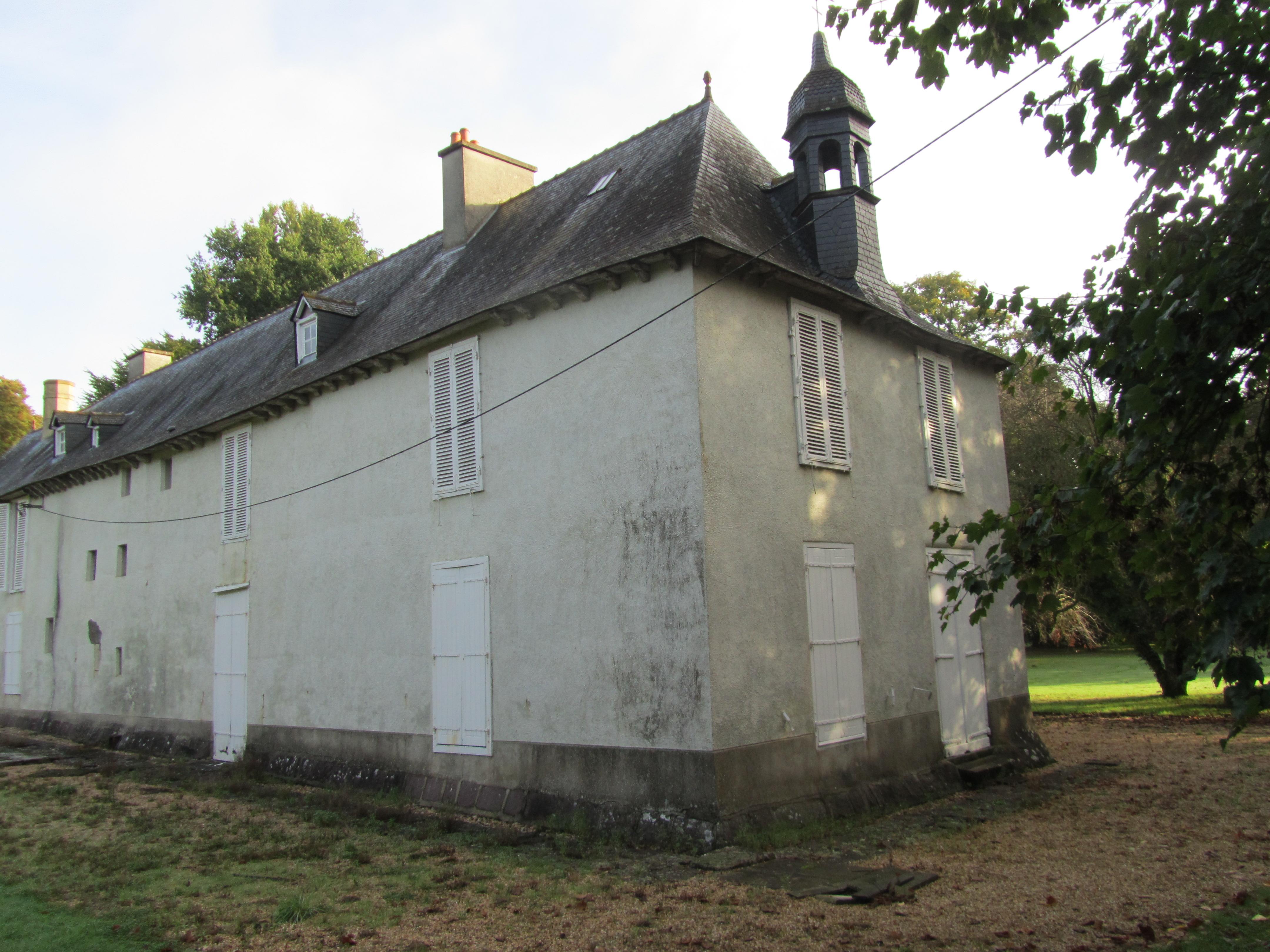 le sud avant reno, Gîtes du château des Fontenelles, Rennes